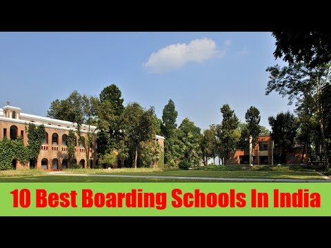 10 Best Boarding Schools In India