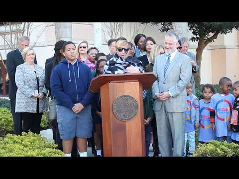 Mayor Kriseman honors Black History Month 2018