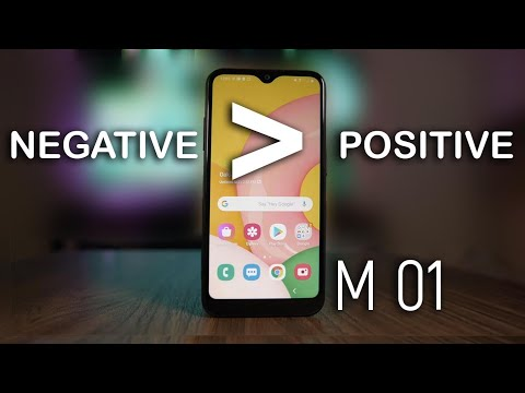 Samsung Galaxy M01- Pros and Cons. Detailed Review after 1 month.