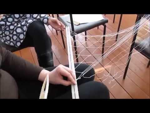 юшкозерские ремесла вязка рыболовной сети