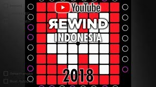 Gambar cover Ending Song YouTube Rewind Indonesia 2018 - Rise   UniPad Cover