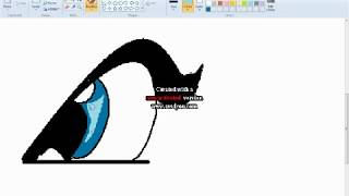 How to draw winx club eye?