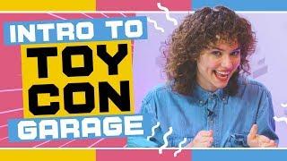 Introducing Nintendo Labo Toy-Con Garage!