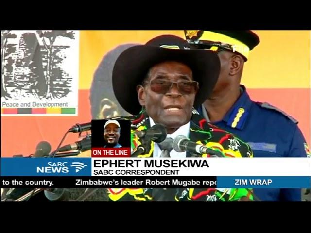 Zanu PF led provinces in Zim call for Mugabe to resign