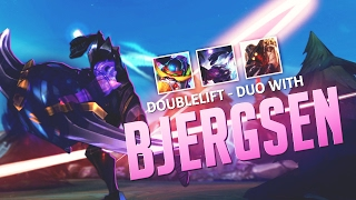 Doublelift- DUO WITH BJERGSEN (League of Legends)