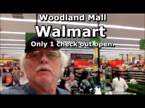 Woodland Mall Walmart Customer Review Woodland CA 95776