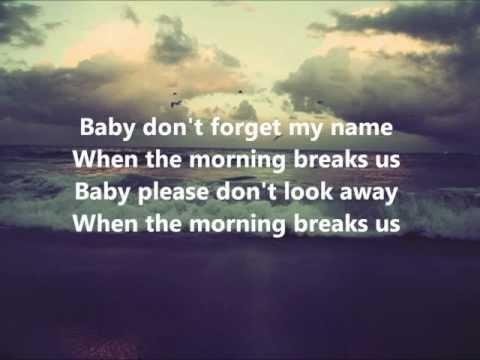 Bittersweet By Ellie Goulding Lyrics On Screen