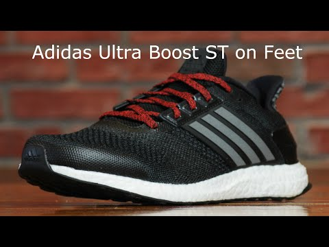 Adidas Ultra Boost St On Feet