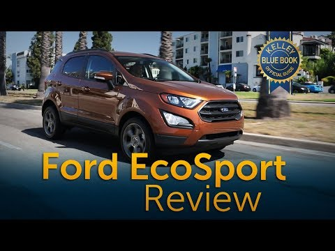 2018 Ford EcoSport Review & Road Test