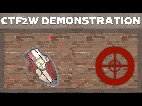 cTF2w Demonstration: The Stronghold Steadfast