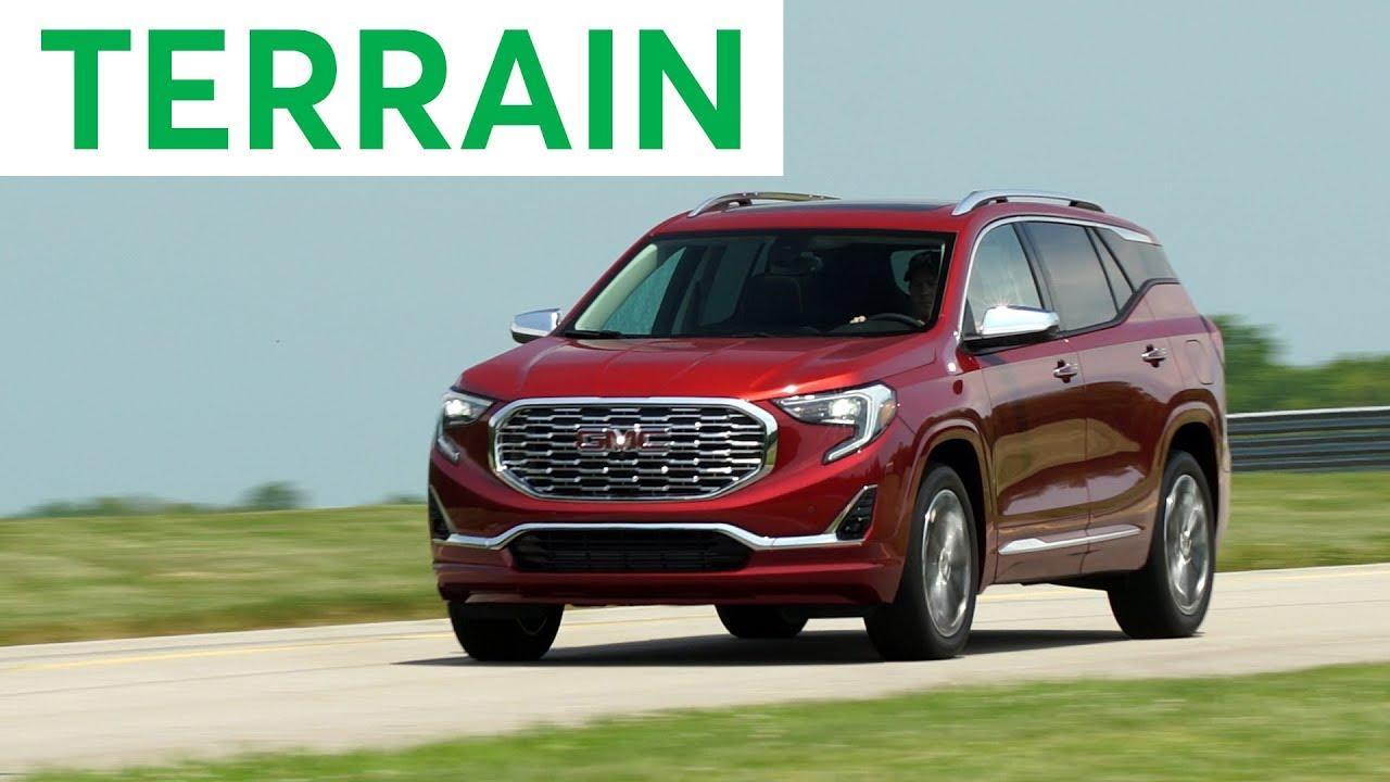 2018 GMC Terrain Quick Drive | Consumer Reports