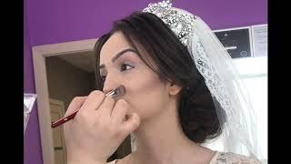 Видеоурок макияжа для невесты