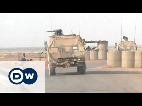 Kampf gegen Islamisten: Die Bundeswehr in Mali | DW Reporter