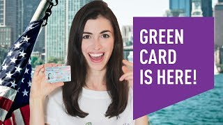 GOT MY GREEN CARD! EB1, DV Lottery