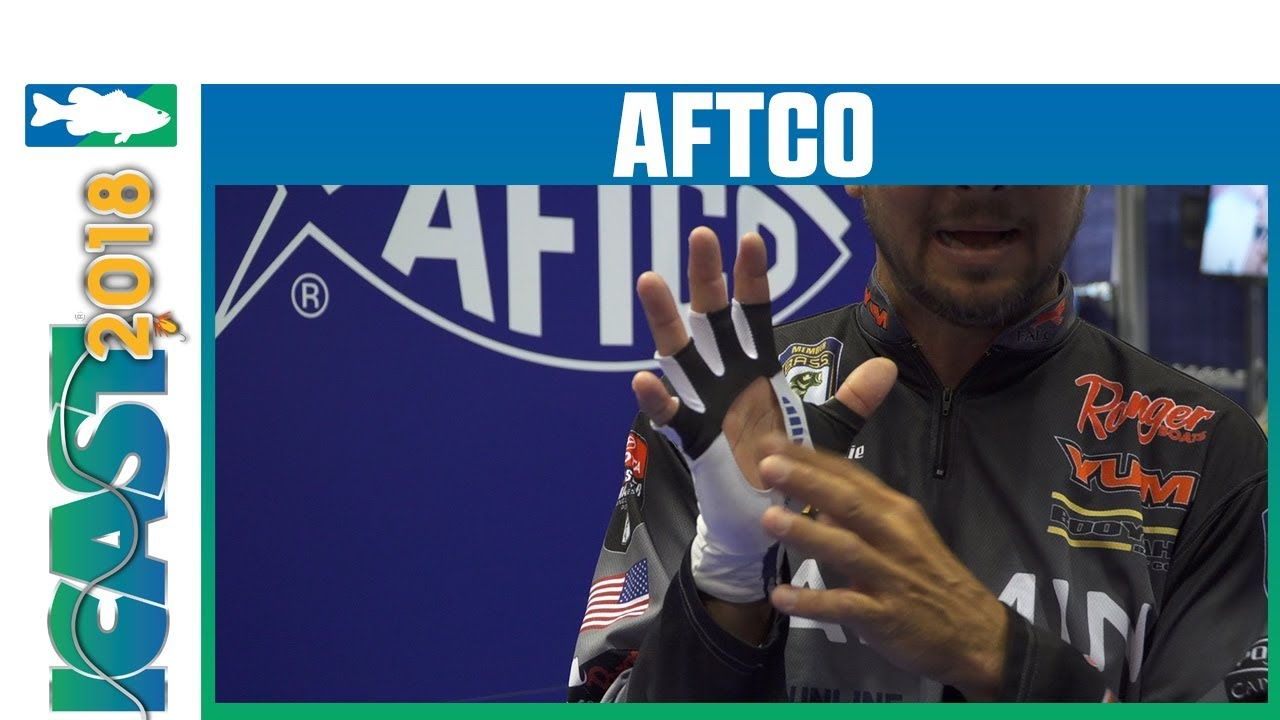 Aftco Solago Sunglove with Jason Christie  | iCast 2018
