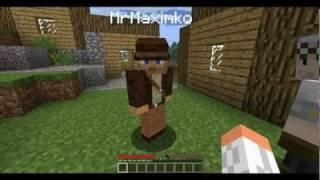 Месть Херобрина - 10 серия - Minecraft cериал(Minecraft - 2 сезон. Опасность всё ближе, а времени меньше! Приключение Учёного Томаса продолжаются в ещё более..., 2012-02-15T10:17:05.000Z)