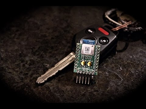 Car Remote Start with Bluetooth Tutorial!  Full iOS and Blue