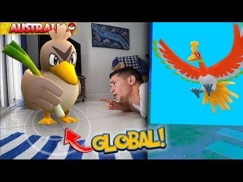 FIRST EVER HO-OH RAID HAPPENED? + FARFETCH'D IS NOW GLOBAL IN POKÉMON GO!