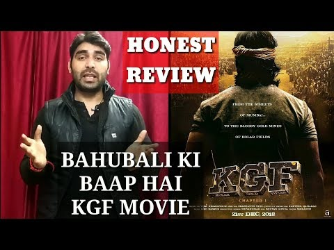 KGF MOVIE BREAKS BAHUBALI RECORD ?  HONEST HINDI REVIEW