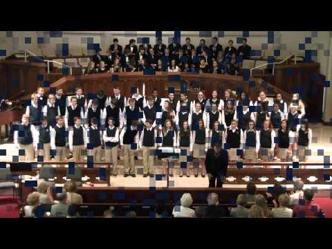 2015 Cair Paravel Latin School Spring Concert Junior High Choir
