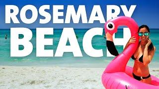 Vacation Vlog - ROSEMARY BEACH, FLORIDA 2015 | Kelsey Farese