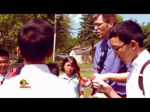 3HMONGTV: Science project at HOPE Community Academy.