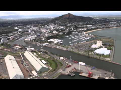 The Future of Townsville's Port