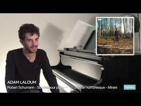 Adam Laloum : interview vidéo Qobuz