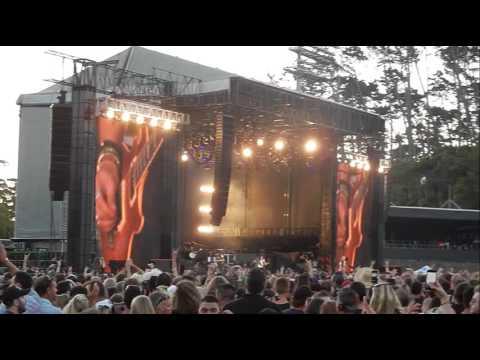 Guns N Roses Western Springs 2017