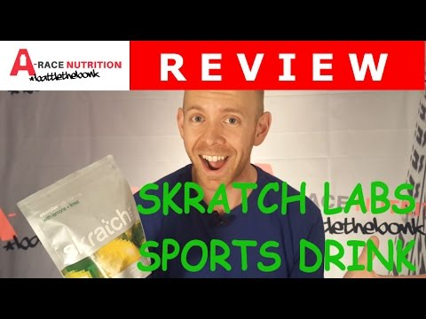 Skratch Labs Exercise Hydration Mix Review. One of the Best Sports Drink Electrolyte Waters Around
