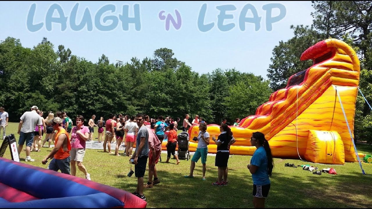 Laugh N Leap Amusements Bounce House Rental Company In Columbia Sc