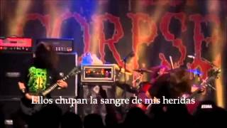 Cannibal Corpse-Pit Of Zombies(Subtitulos en español)