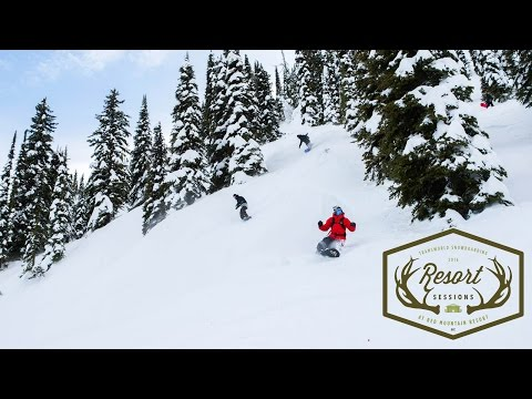 Resort Sessions: RED Mountain, British Columbia - TransWorld SNOWboarding