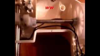 Ремонт мини швейной машинки 4в1 урок 8