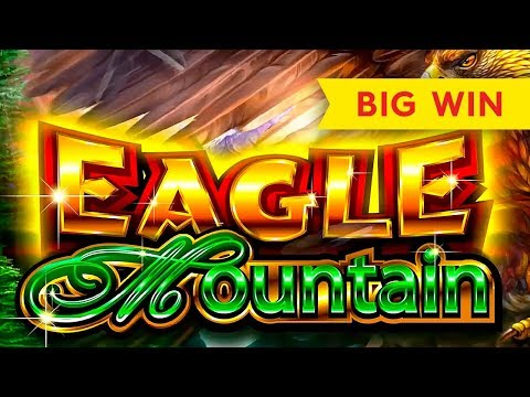 Eagle Mountain Slot - BIG WIN SESSION, NICE! - 동영상