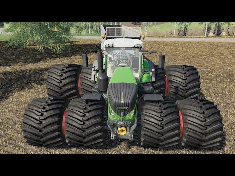 Farming Simulator 19 Timelapse #17 | Unrealistic road to $1 trillion on Felsbrunn . thumbnail