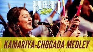 Kamariya-Chogada Medley | Bryden-Parth feat. The Choral Riff | Live in Concert