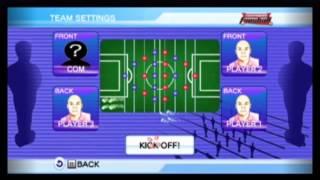 Clearance Rack : Championship Foosball part 1
