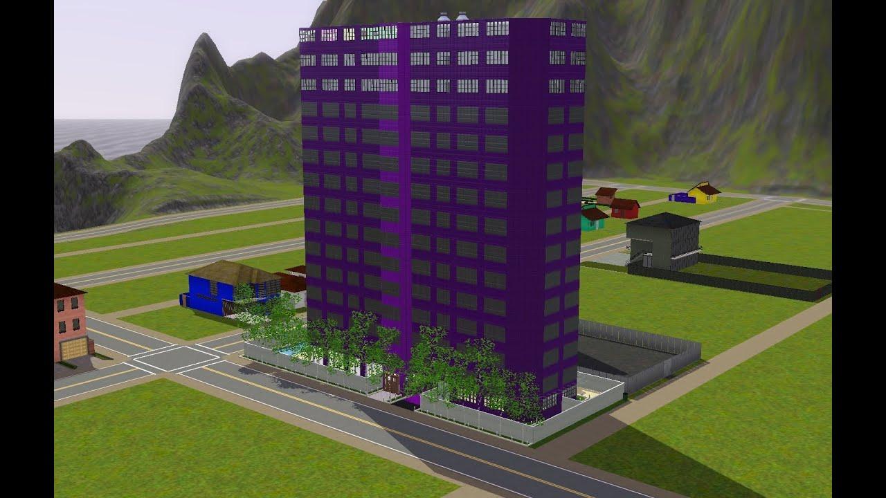 The Sims 3 Family Apartment I Sd Build 2 Apartamento De Família Construção Rápida You