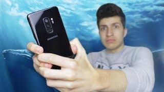 الحوت الازرق الحقيقي | Samsung Galaxy S9 Plus