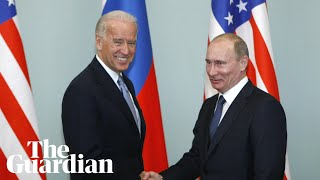 Biden says putin has 'no soul' and will pay a price for election interference