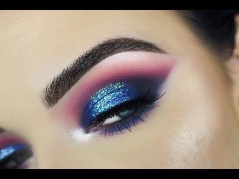 GRWM Urban Decay Event | Dramatic Colorful Eye Makeup!