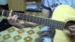 Ngây Ngô guitar cover loctran