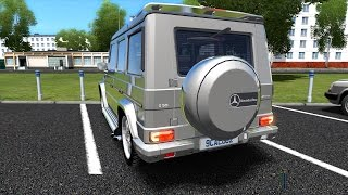 City Car Driving 1.5.2 // 1.5.3 | Mercedes G55 AMG free RIDE [1080p] + {DOWNLOAD-LINK}