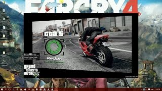GTAV Redux installation | ORIGINAL and CRACKED | INFINITE LOADING SCREEN and CRASH FIX