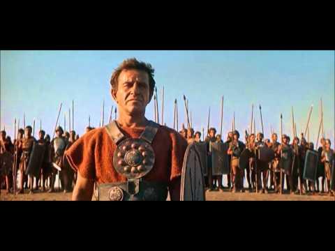 Roman Legions Marching