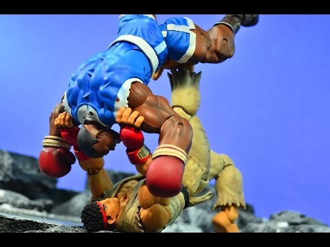 Storm Collectibles 1:12 Scale Street Fighter V Ryu Review