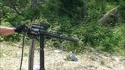 7.62mm Minigun - M134 / GAU-2B/A - Gatling Gun