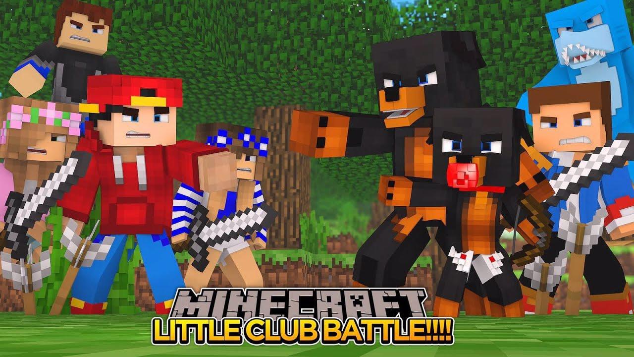 Minecraft donut the dog adventures the little club team - The little club ...