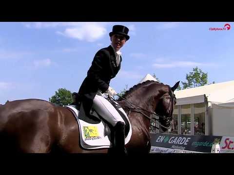 Deutsche Bank Preis | Kristy Oatley | Deutsches Spring- und Dressur-Derby 2018